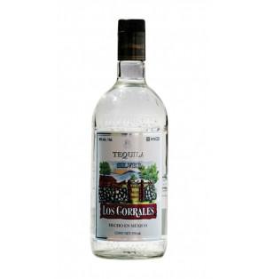 Tequila Silver Los Corrales 930 ml
