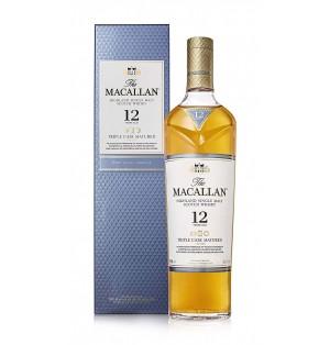 Whisky Macallan Triple Cast 12yo 700 ml