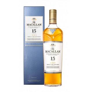 Whisky Macallan Triple Cast 15yo 700 ml