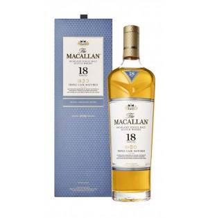 Whisky Macallan Triple Cast 18yo 700 ml