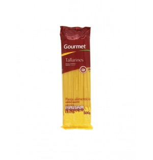 Pasta Gourmet Tallarin 500G