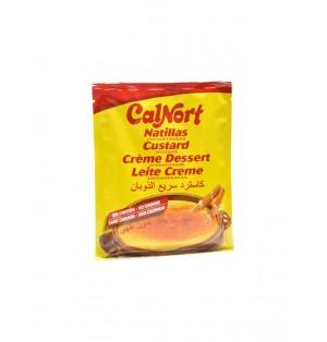 Natillas instantaneas sobre 125 gr. Calnort