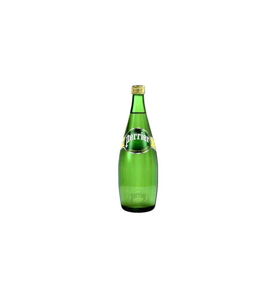 Agua Natural con Gas Perrier 33 cl Pack x 4 Bot