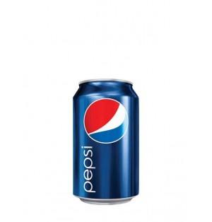 Refresco Pepsi Cola Regular Lata 33 cl