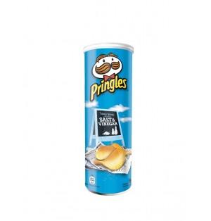 Snack Pringles Sal y Vinagre 158 gr caja x 14