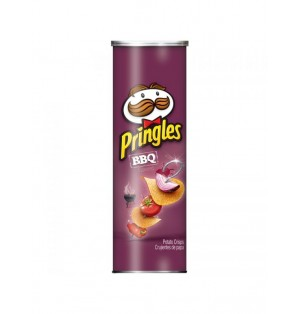 Snack Pringles BBQ 158 gr caja x 14