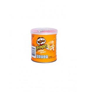 Snack Pringles Cheddar Cheese 40 gr caja x 12