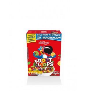 Cereal Froot Loops 180 gr caja x 28 Kellogg‹s