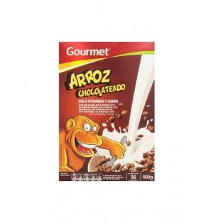Cereal Gourmet Arroz C/Choco. 500G