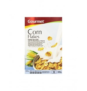 Cereal Gourmet Corn Flakes 500G