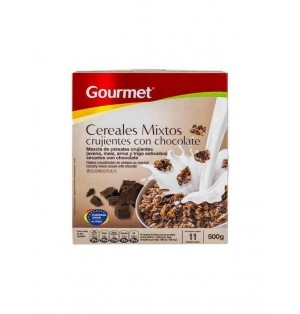 Cereal Gourmet Muesli Choco.500G