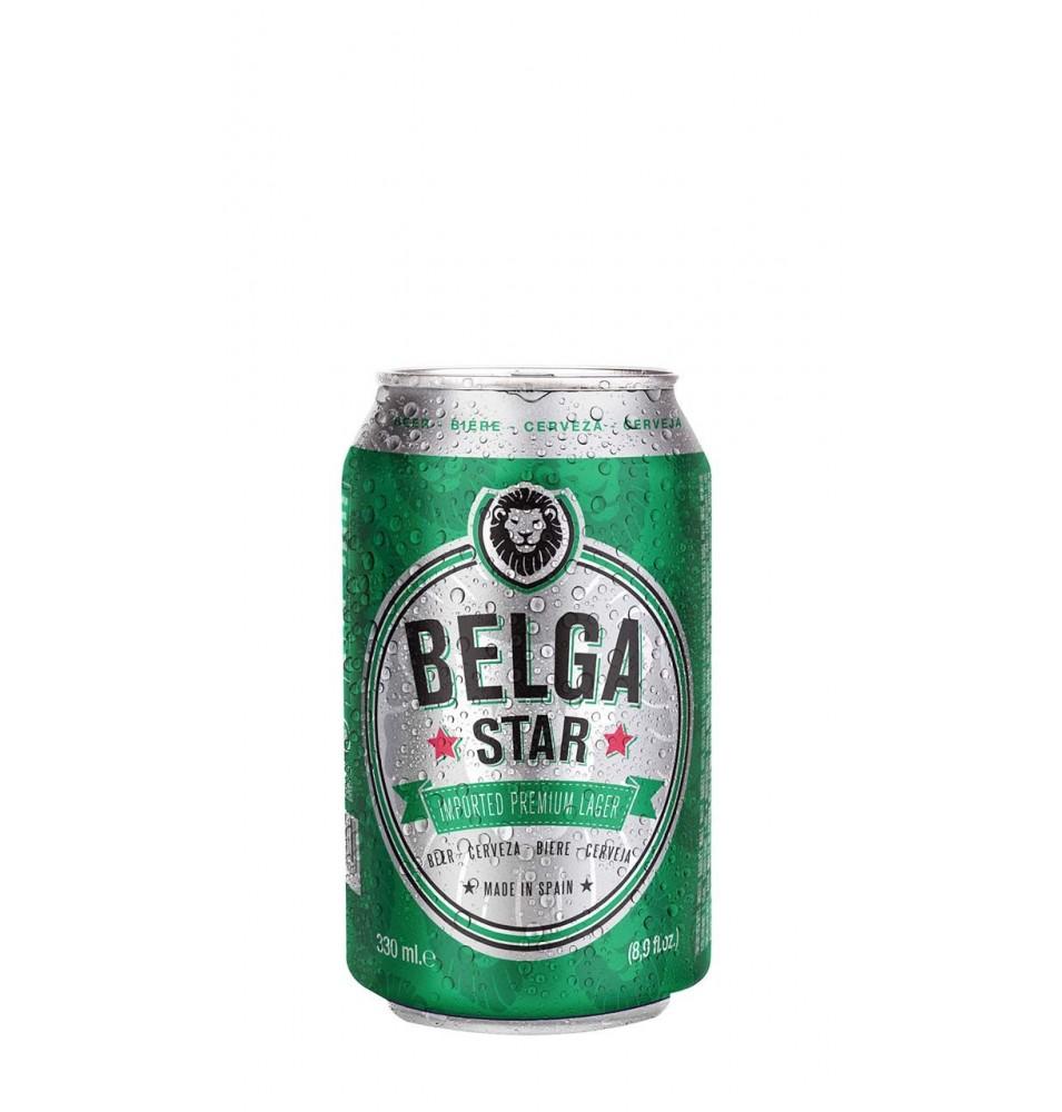Cerveza BelgaStar Lata 33 cl 4