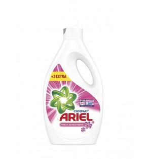 Ariel Sensaciones Deterg Liq Lavadora 27 Lavados 1950 ml