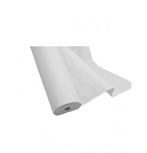 Rollo de 100 m mantel blanco extra satinado 37 gr