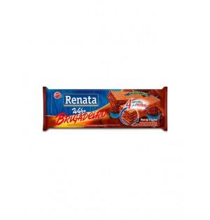 Wafer Brigadeiro sabor chocolate mousse 115 g Renata