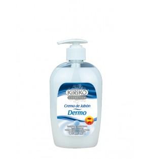 Jabon de manos dermo 6x500 ml Kiriko
