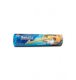 Galletas de mantequilla sabor leche 133 g Renata