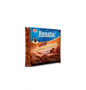 Galletas de mantequilla sabor chocolate 330 g Pac-3 Renata