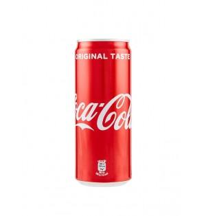 Refresco Coca Cola Lata slim 33cl