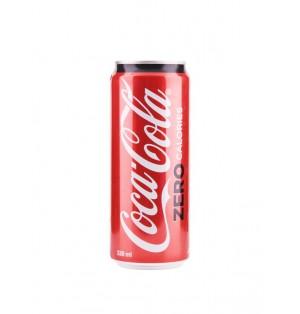 Refresco Coca Cola Zero Lata slim 33cl
