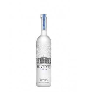 Vodka Belvedere sin estuche 750 ml Cj/6