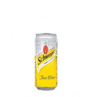 Agua Tonica Schweppes Lata de 33 cl