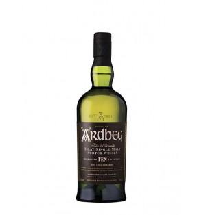 Whisky Ardbeg 10YO con estuche 700 ml