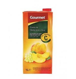 Zumo Gourmet Meloc./Uva Brick 1L