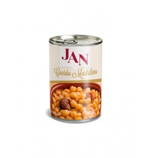 Cocido madrileÏo 415 gr JAN