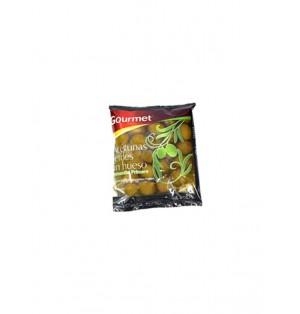 Aceituna Gourmet Manzani.S/H. 180g 70g Esc.