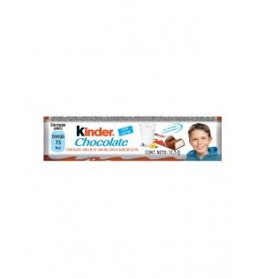 Chocolate Kinder chocolate T1x24x8 12.5 g Ferrero
