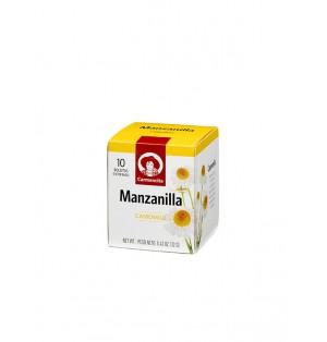 Infusiones Manzanilla 24 g 20 ud. Carmencita