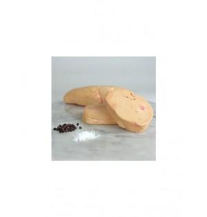 Escalopa Foie Gras Ultracongelada Bol 1kg aprox (40-60g pza)
