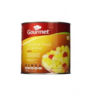 Coctel Fruta Gourmet Almibar 2.65k Esc.1.485K