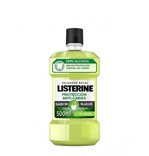 Elixir Listerine Anticaries 500Ml