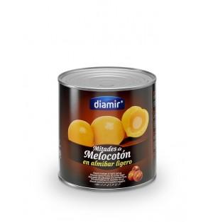 Melocoton almibar 3kg DIAMIR