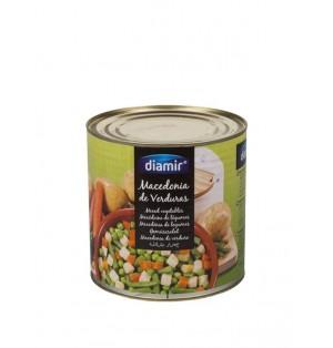 Macedonia de verduras 3kg DIAMIR