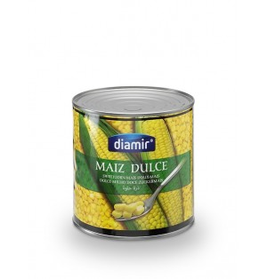 Maiz Dulce 3 Kg (1450 G) Diamir