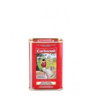 Aceite Carbonell Lata 24x200 ml Aceite Oliva Puro