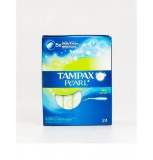 Tampon Tampax Pearl Regular 24U