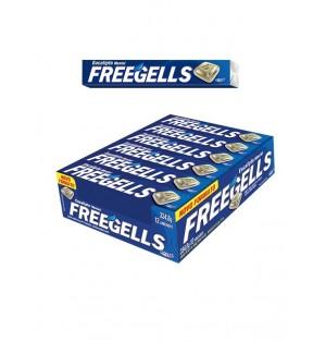 Drops Freegells Eucalipto 36X12 Ud Riclan