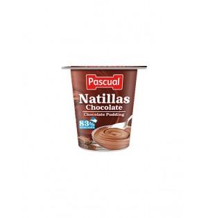 Natilla Chocolate 125 g Pascual
