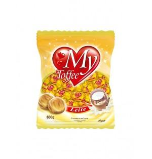 Caramelo My Toffee Leche 600 g Bolsa Riclan