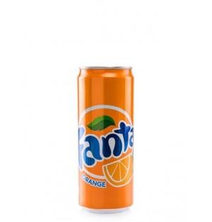 Refresco Fanta Naranja Lata slim 33cl