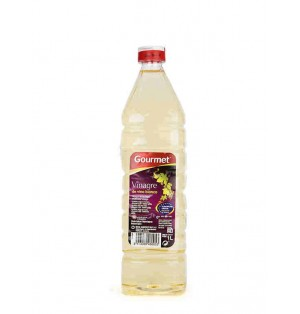 Vinagre Gourmet Bco.1L