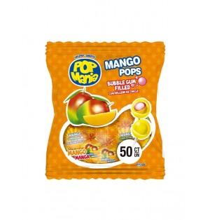 Pop Mania Mango 14 Bolsas x 50 Ud 17 g Riclan