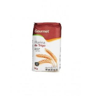 Harina de trigo Gourmet Uso Comun 1K