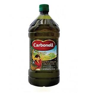 Aceite Oliva Carbonell Pet 6x2L Virgen Extra
