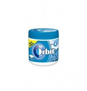 Chicle Orbit Menta Box 60U