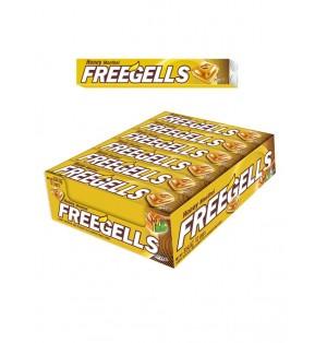 Drops Freegells Miel y Mentol 36X12 Ud Riclan
